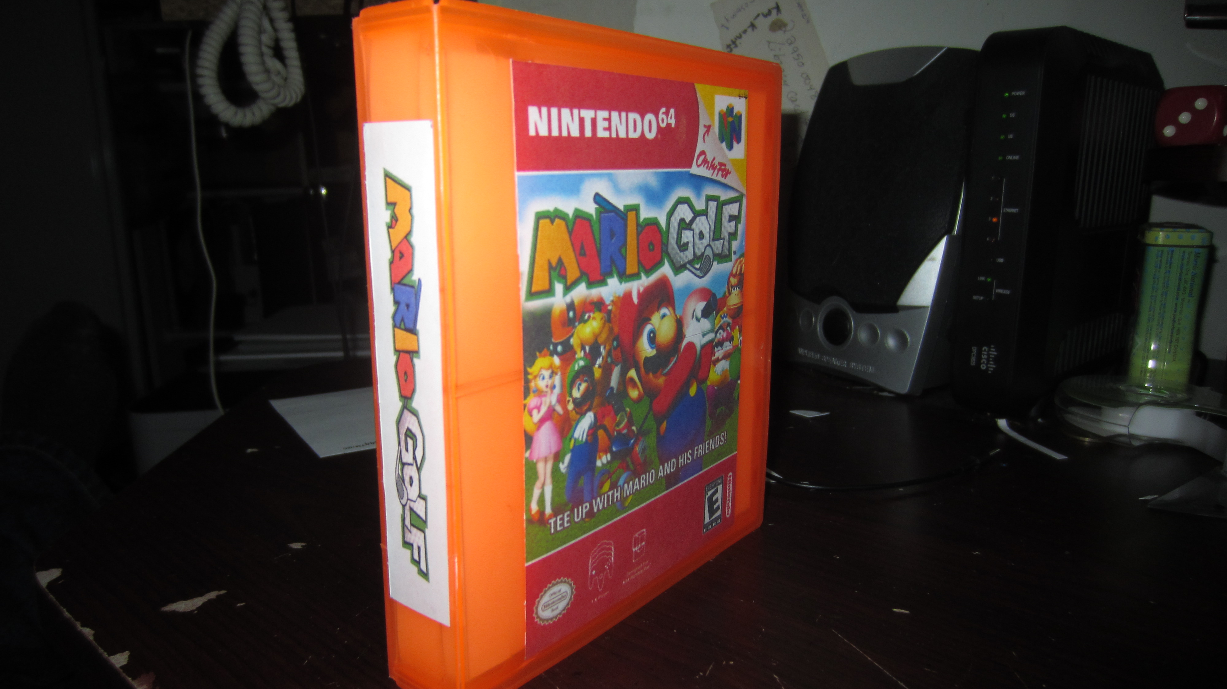 Picture of Making a Custom N64 Game Insert
