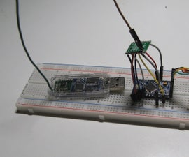 RFM69 / Arduino Pro Mini Having Lively Discussion  with JeeLink