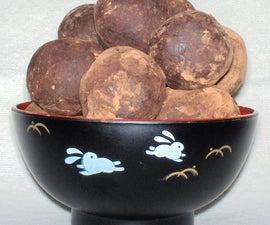 Alcoholic Oreo Truffles