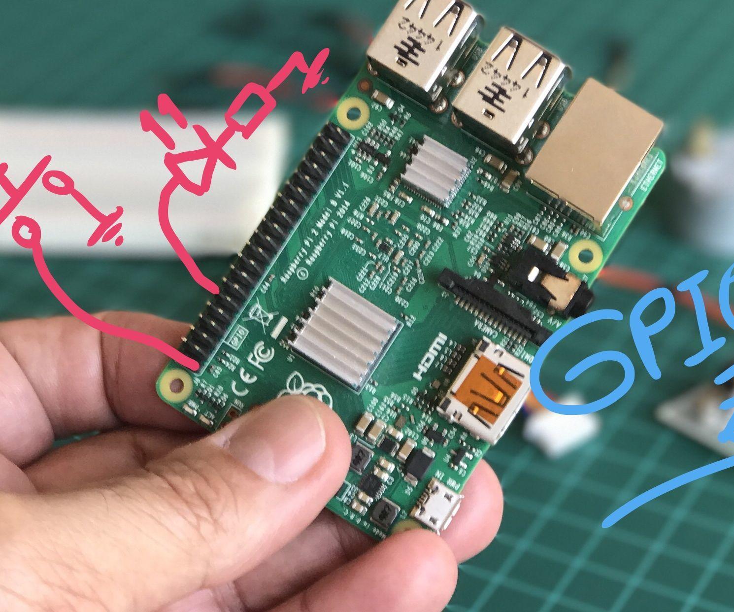 Playing With Electronics: Raspberry GPIO Zero Library Tutorial: 7