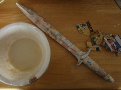 LOTR Sting Cardboard Replica