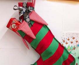 Rugby Stocking