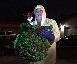Alien Egg With Alien (Costume/Prop)