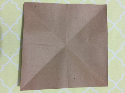 Kraft Square First Marks