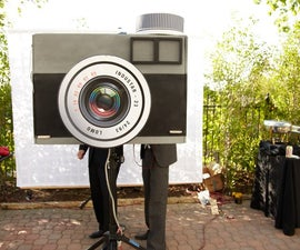 A Makers Wedding - Photo booth