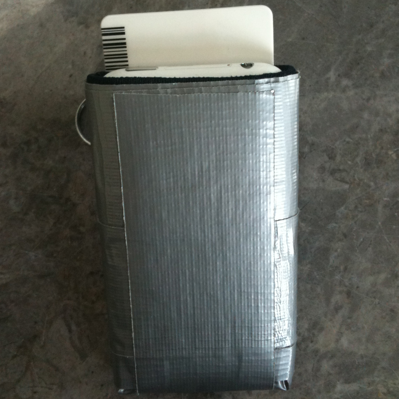 Picture of How to Make a Duct Tape IPhone Case