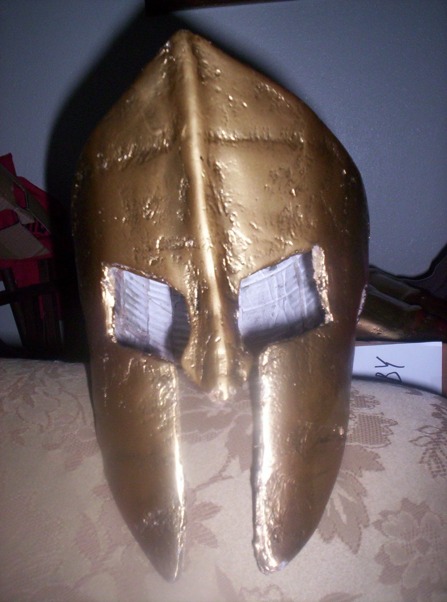 Picture of How to Make Spartan Armor From Cardboard