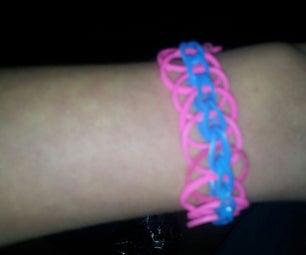 Single Crossover Bracelet