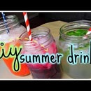 Refreshing Summer Drinks