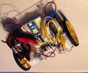 IoT Photon + Leap Motion-Based Robot