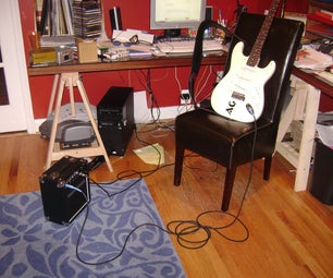 Recording Without a Full Studio for Really Cheap