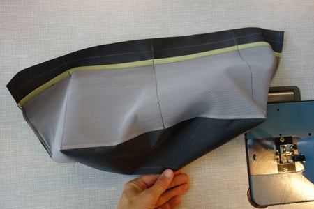 Component Pouch: Sew Corners