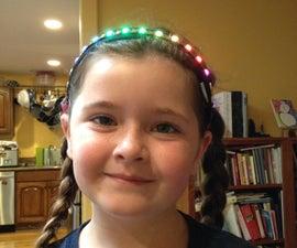 NeoPixel LED Headband