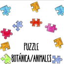 Puzzle Botánica / Animales