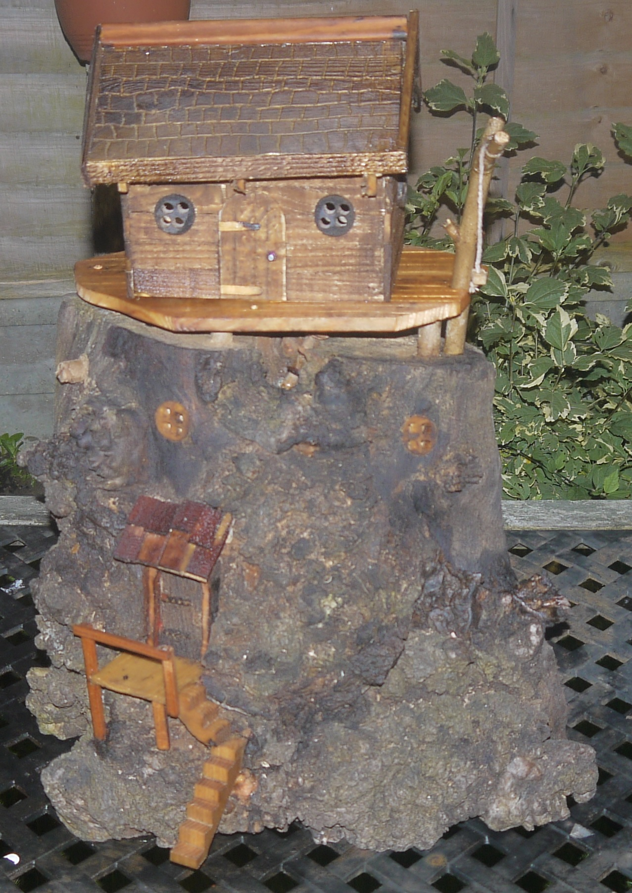 Picture of Garden Fairy House