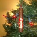 Cigar Christmas Ornaments