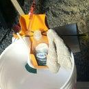 Camp Sink(...err bucket caddy)