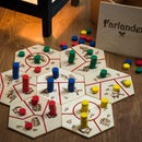 DIY Board Game - Farlander