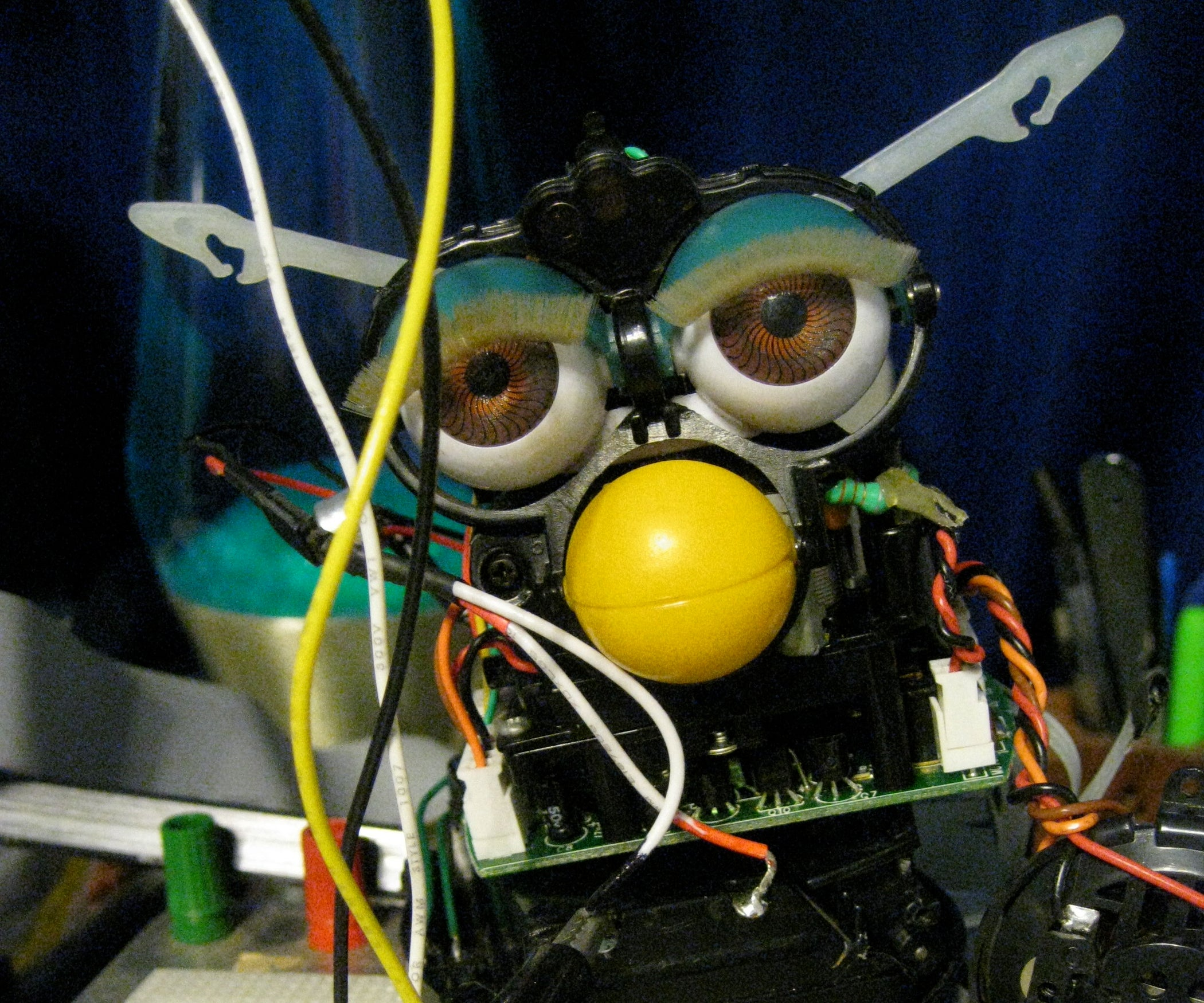 Control A Furby With Arduino Or Other Microcontroller 9 Steps Circuit Bent Pictures