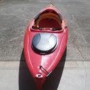 Kayak hatch installation