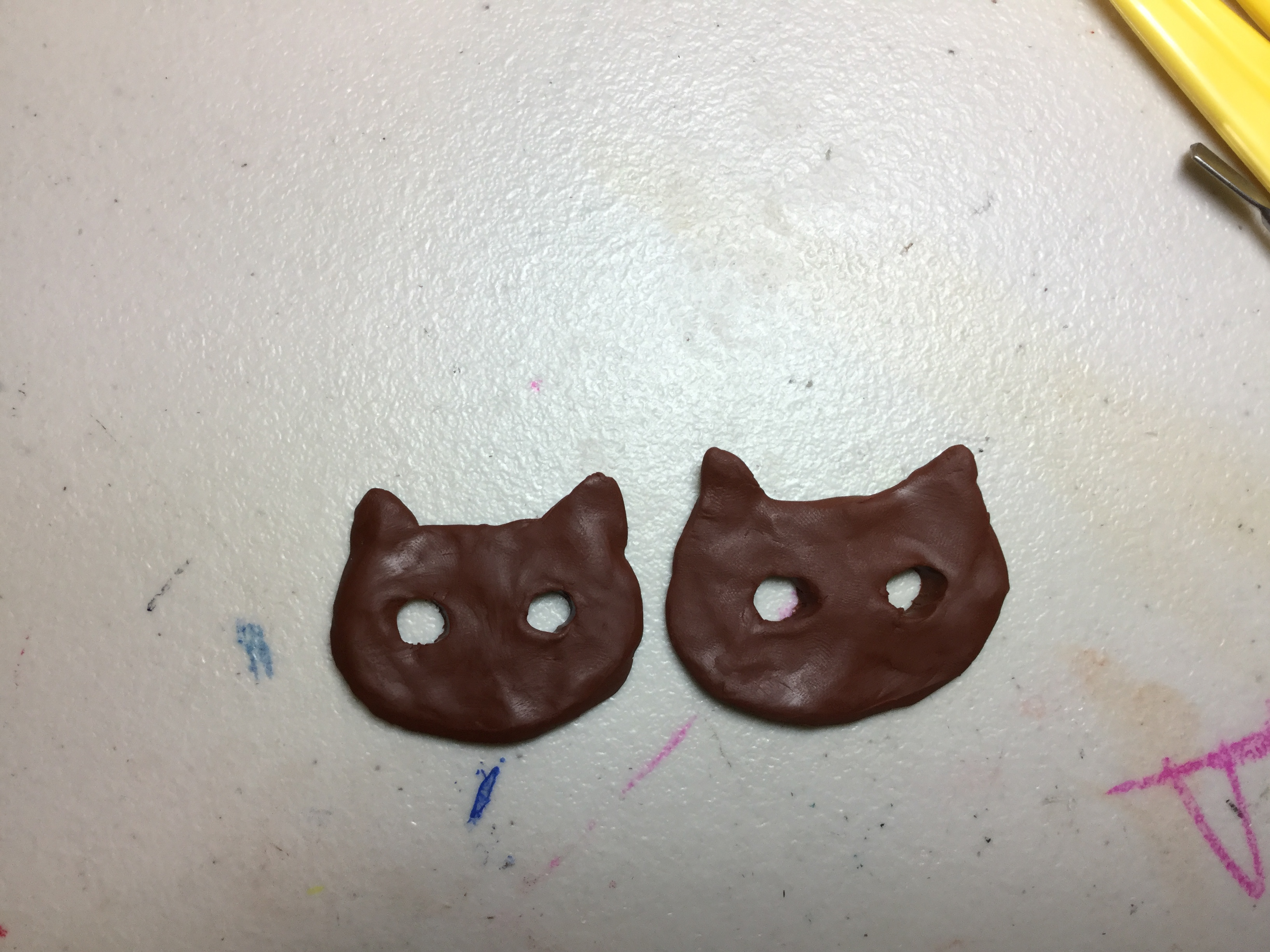 Picture of Two Cookie Cats