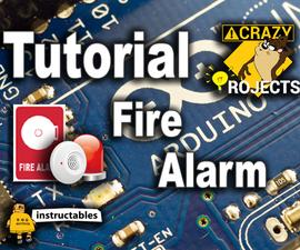 Arduino Tutorial - Fire Alarm