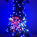 Arduino Controlled Message in a Christmas Tree
