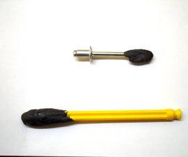 Capacitive stylus ANYONE can make