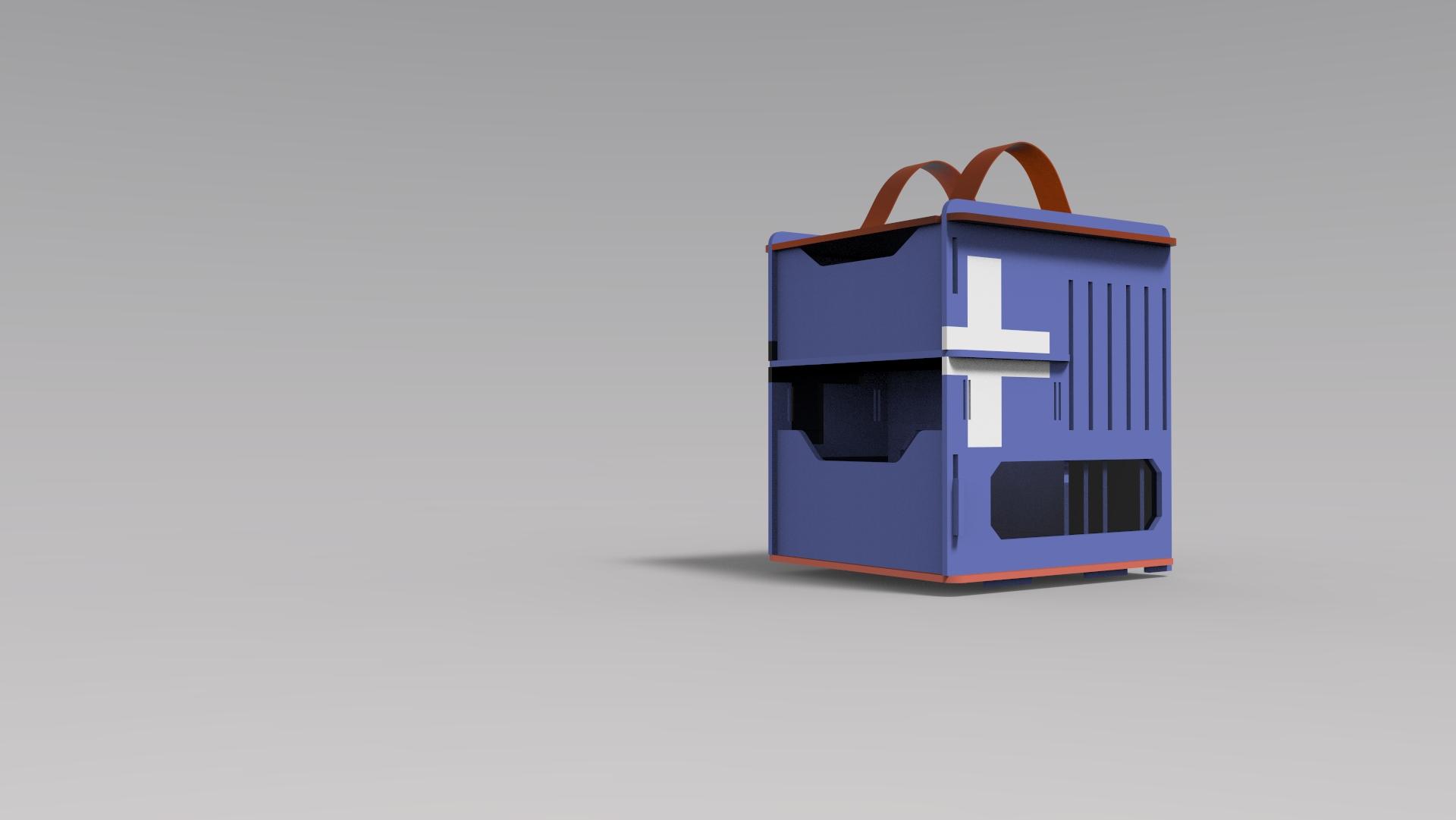 Picture of Medzer-Medicine Organiser Kit