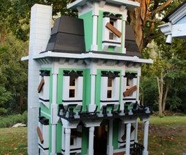 Kid Sized Lego Haunted House