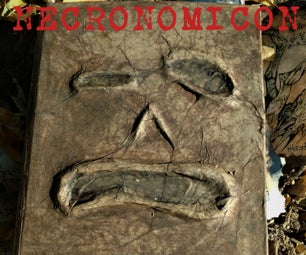Screaming Necronomicon