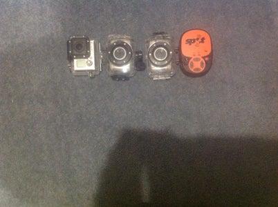 Cameras?