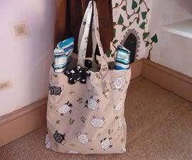 Sheepy Shopping Bag