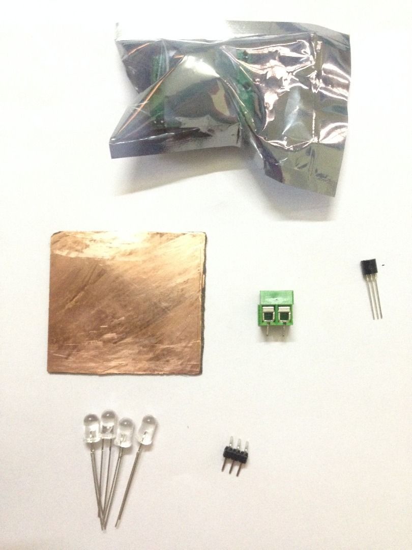 Picture of Gather the Parts