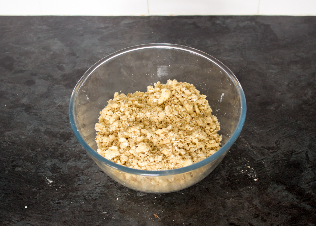 Picture of To Make the Oaty Crumble