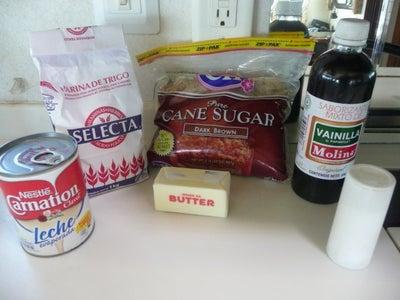Make the Sugar Pie Filling
