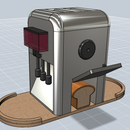 Multi-Functional Toaster