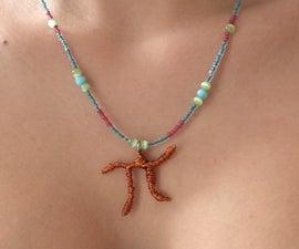 Pi Necklace!