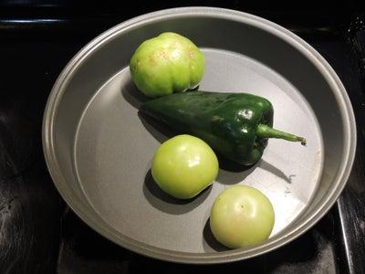 Make the Green Sauce