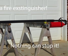 Homemade Air Cannon... 2,123ft.lbs. of Hitting Force!