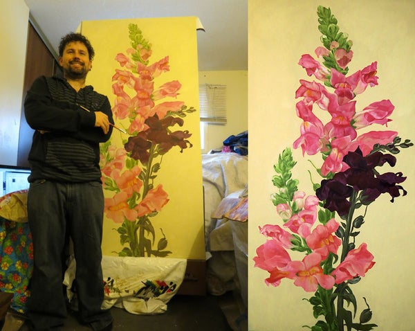 Free Indestructalbe Easel for Any Sized Canvas