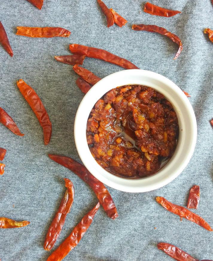Picture of Homemade Szechwan Sauce