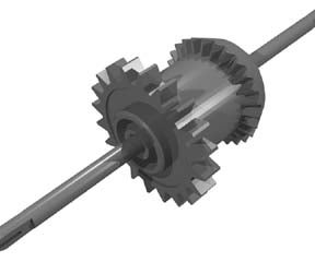 How to Construct a Fischertechnik Differential Assembly