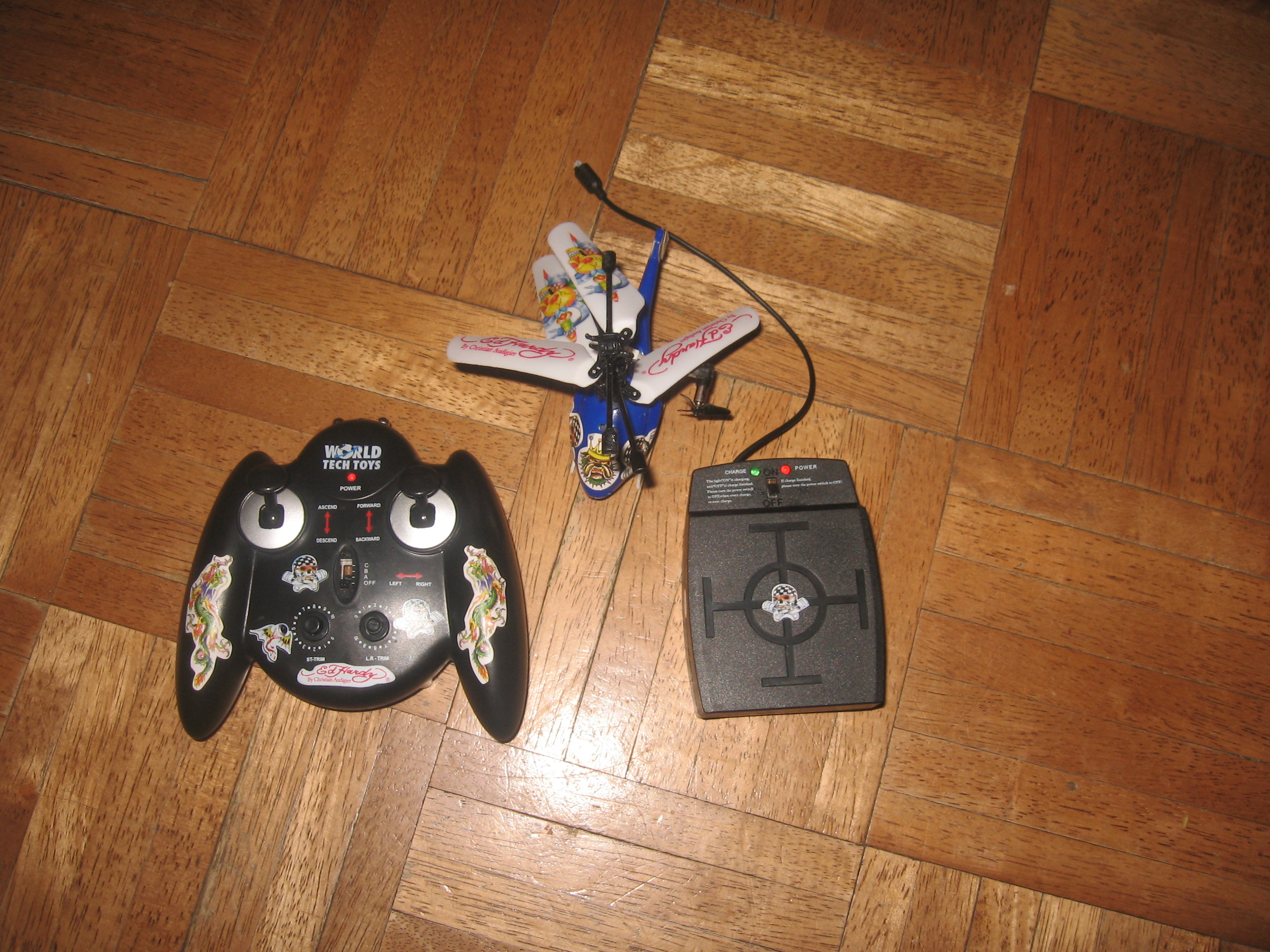 Picture of How to Fly a Remote Helicopter