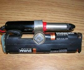 Laser pointer modification