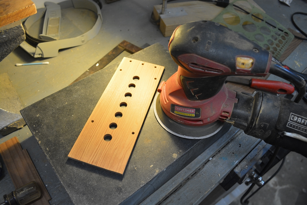Picture of Making the Vertical Side Pieces