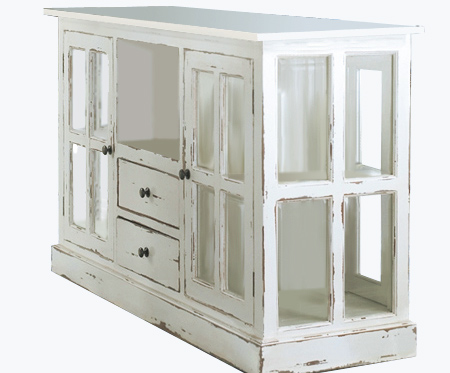 Picture of Completed Vintage Display Cabinet or Island