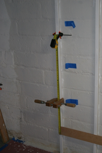 Picture of Putting in the Uprights