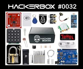 HackerBox 0032: Locksport