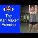 The Man Maker Exercise With Dumbbells